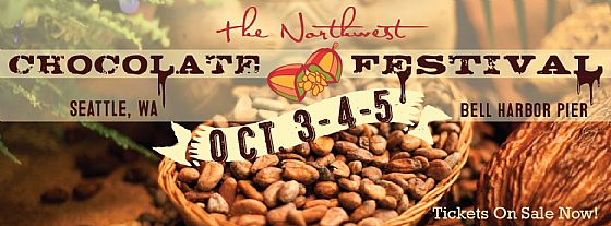 Fbm al Northwest Chocolate Festival di Seattle!