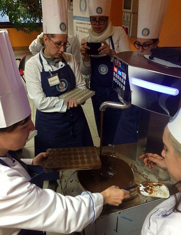 Corso Pasticceria E Cake Design Roma : Terminata la prima settimana del corso di Pasticceria e ...