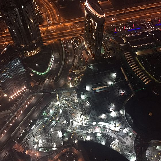Gulfood: all'ombra del Burj Khalifa...