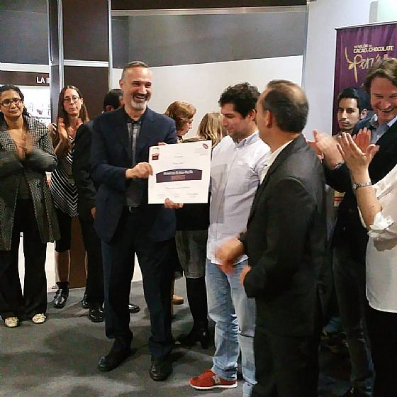 Fbm a Lima con International Chocolate Awards!