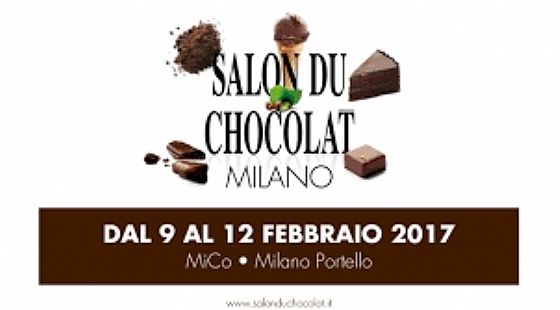 Next meeting in Milan for the Salon du chocolat...
