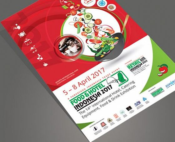 Food & Hotel Indonesia starts in a week ...