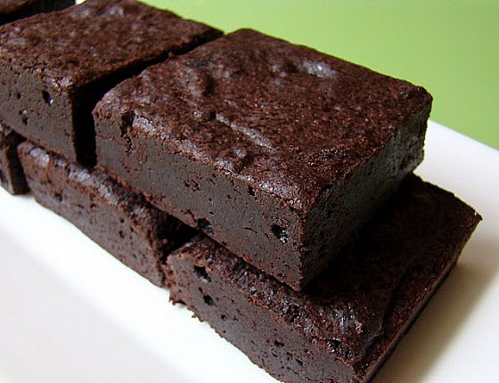 Brownie vegana...
