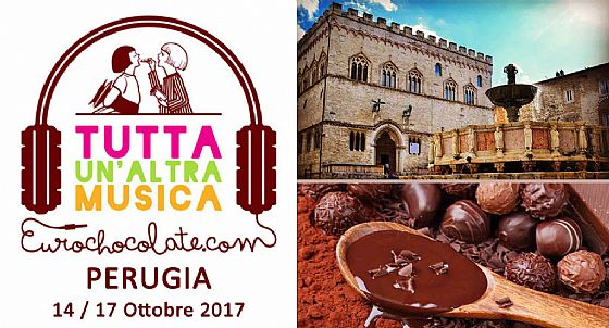Relatori ad EuroChocolate 2017.