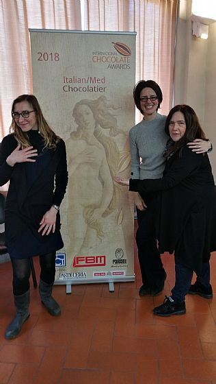 Iniziato il percorso International Chocolate Awards 2018...