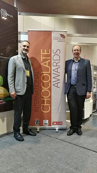 International Chocolate Awards ed Fbm. Insieme anche a Lima!