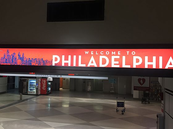 Prossimo appuntamento: Philly Candy Show...