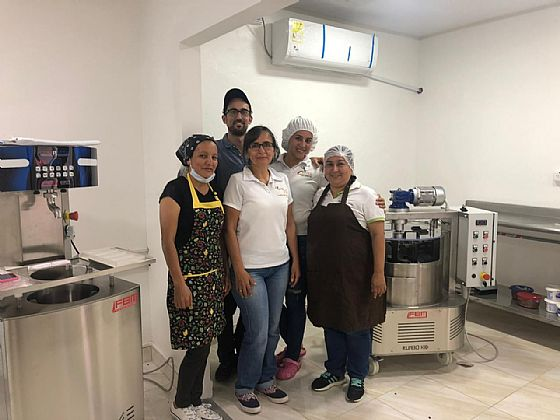 "Nuovi ""chocolate makers"" in Colombia..."